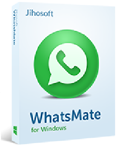 Jihosoft Whatsmate Full Crack 2021 [Latest] Free Download