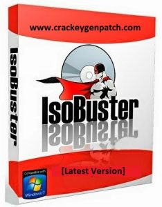IsoBuster 4.7 Crack With Activation Code [Latest] 2021 Free