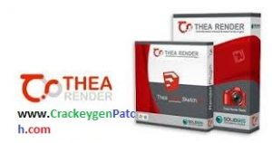 Thea Render 3.0.1161 Crack Torrent For SketchUp [Latest] Free