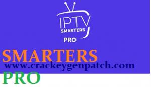IPTV Smarters Pro v2.2.2.5 Crack [Latest] Free Download