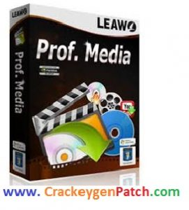 Leawo Prof. Media 8.3.0.3 With Crack [Latest] Free Download