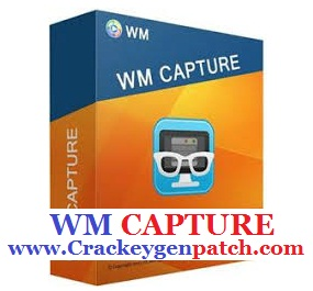 WM Capture 9.2.1 With Crack [Latest] Free Download