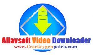 Allavsoft Video Downloader Converter 3.23.3.7702 Crack Free Download