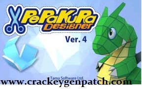 Pepakura Designer 4.2.1 Crack With Serial Key Free Download
