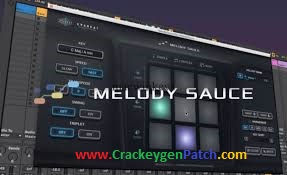 Melody Sauce Crack 1.5 [Mac+Win] Torrent Free Download