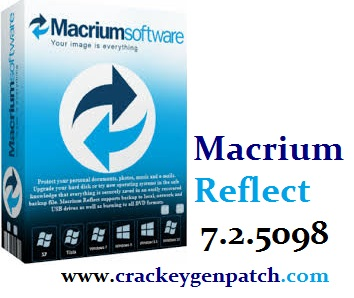 Macrium Reflect 8.0 Crack With Serial Key Free Download