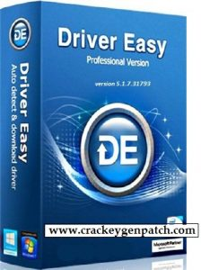 DriverEasy Professional 5.6.15 Crack With Keygen 2021 [Latest] Free