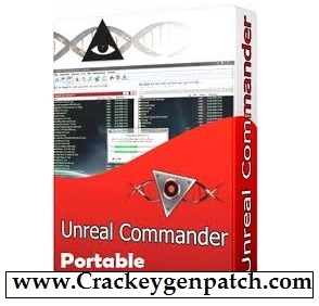 Unreal Commander 3.57.1495 Crack With Activation Key Free Download