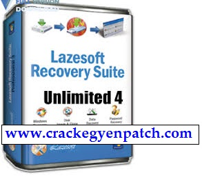 Lazesoft Recovery Suite Professional 2021 Crack Free Download