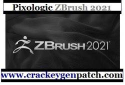 Pixologic ZBrush 2021 Crack