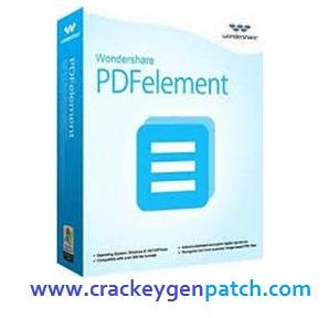 Wondershare PDFelement Pro 8.2.19.1048 Crack 2022 [Latest] Free
