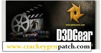 D3DGear 5.00 Build 2308 Crack 2021 [Latest] Free Download