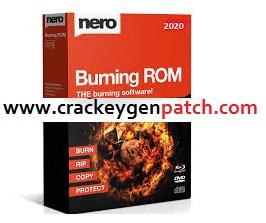Nero Burning ROM Premium 2021 Crack With Serial Key Download
