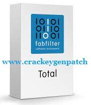 FabFilter Total Bundle 2021.5 Crack