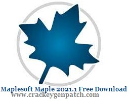 Maplesoft Maple 2021.1 Free Download
