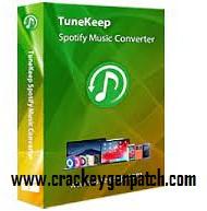 TuneKeep Spotify Music Converter 3.2.3 Crack
