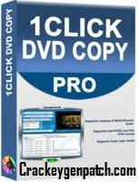 1CLICK DVD Copy Pro 5.2.2.2 Crack + Keygen [Download] Full Version 2021