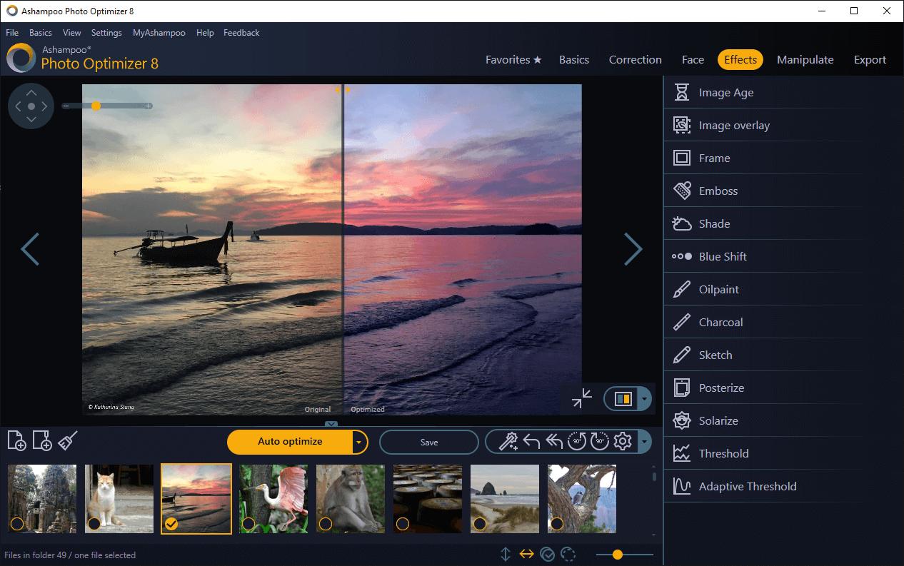 Ashampoo Photo optimizer Crack 2021
