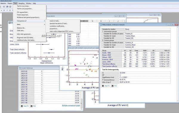MedCalc 20.0.13 Crack