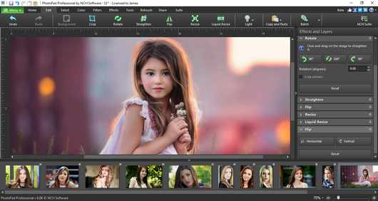 NCH PhotoPad Professional 2021